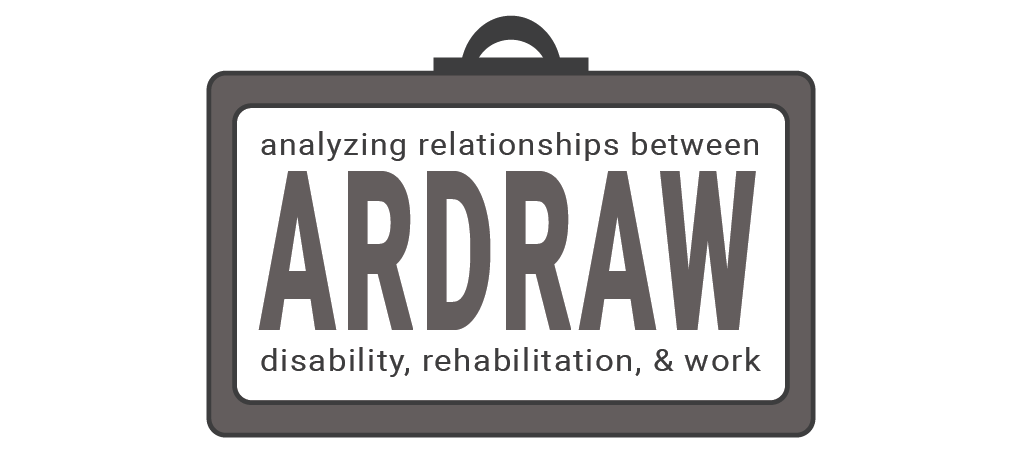 ARDRAW Small Grant Program Logo