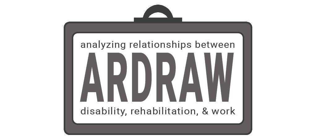 ARDRAW Small Grant Program Logo